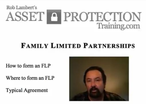 Family Limited Partnership Agreement