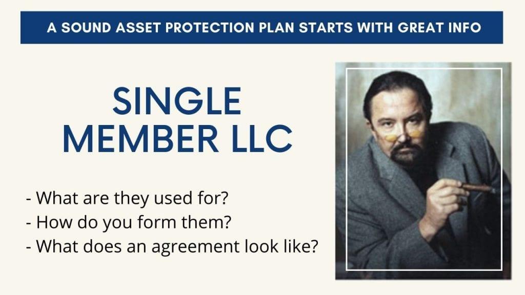 Single Member LLCs