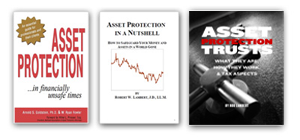 asset protection ebooks