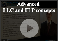 Advanced limited liability companies LLCs