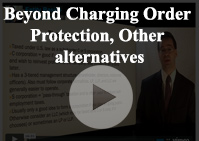 Beyond Charging Order Protection Other alternatives