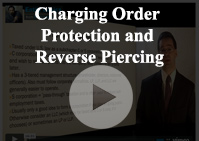 Charging Order Protection Reverse Piercing
