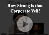 How Strong Corporate Veil