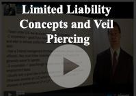 Limited Veil Piercing