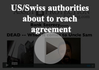 US Swiss authorities agreement