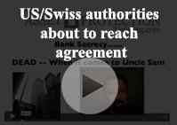 US Swiss authorities agreement