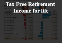 tax free retirement income for life