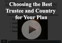trustee country