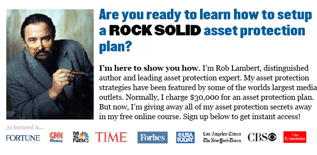 rock solid asset protection