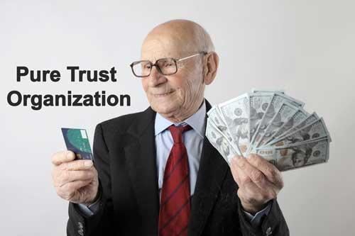 pure trust organization