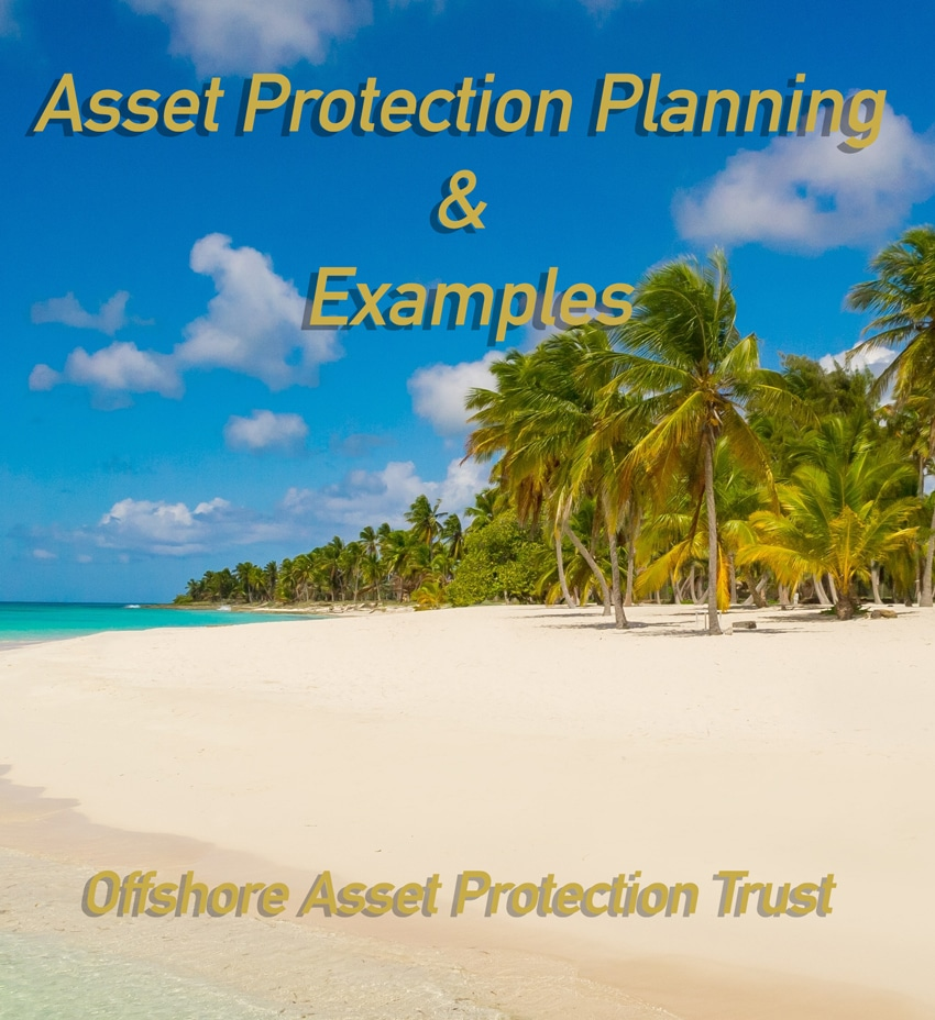 asset protection examples